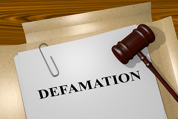 Criminal defendant: Malicious Prosecution and Defamation