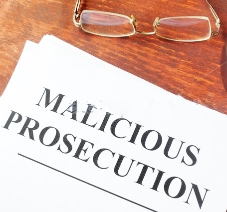 Criminal defendant: Malicious Prosecution and Defamation - Remedies