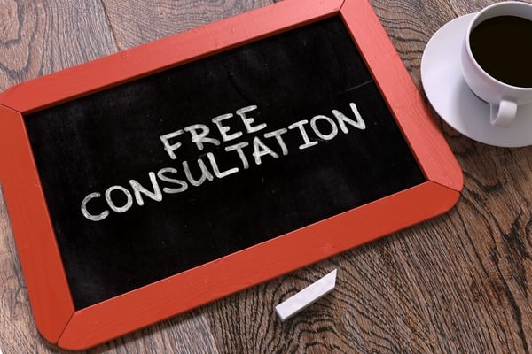 free consultation disclaimer