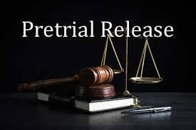 pre-trial release