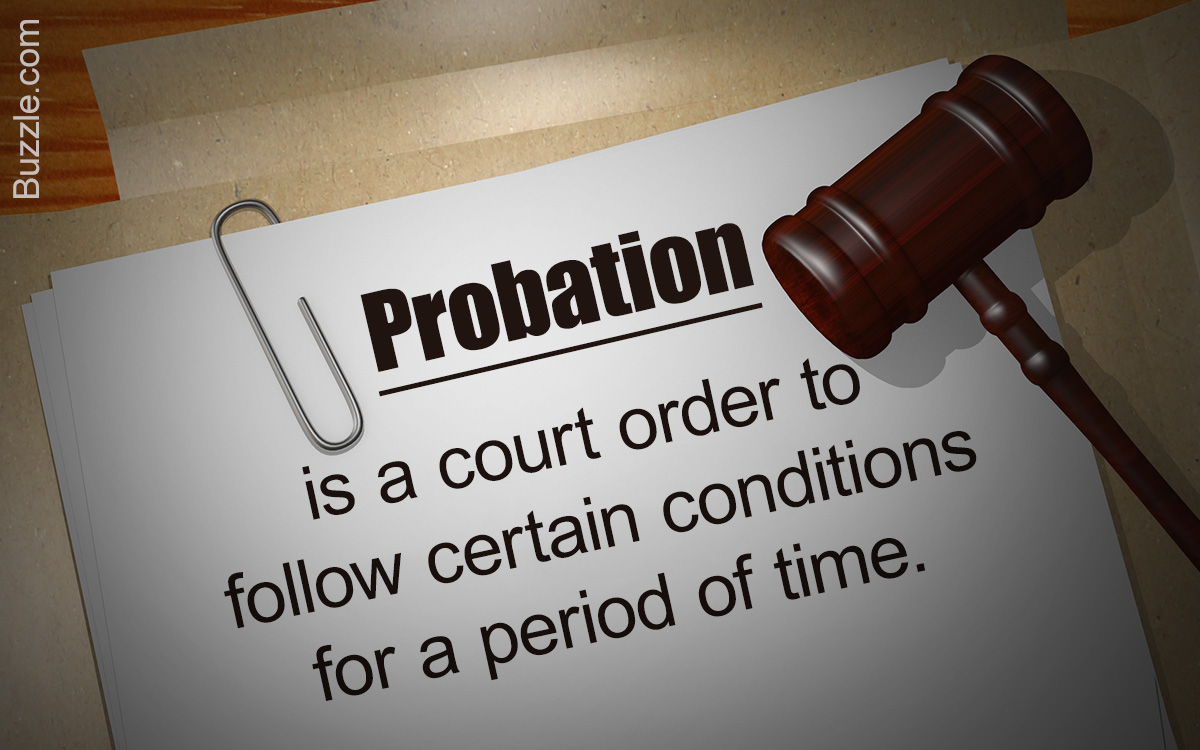 probation in North Carolina