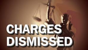 dismissal of criminal charges