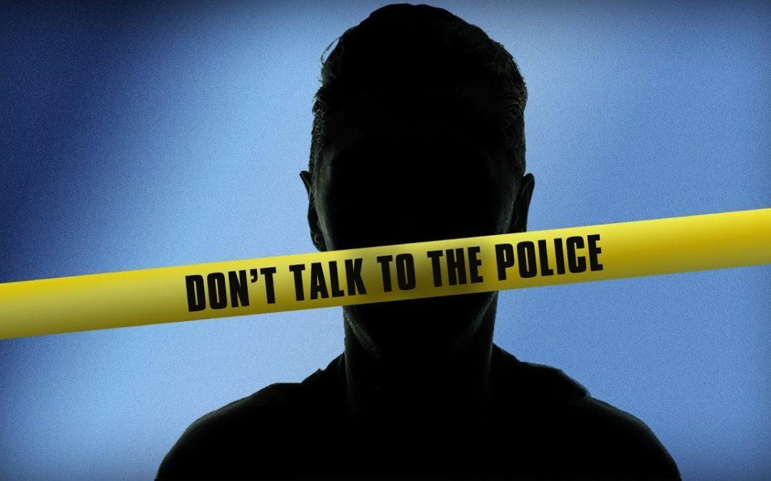 Don't tell the police more than you tell your criminal defense attorney!