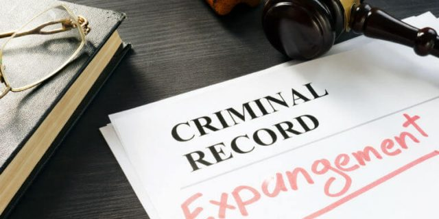 expunctions and sentencing in NC