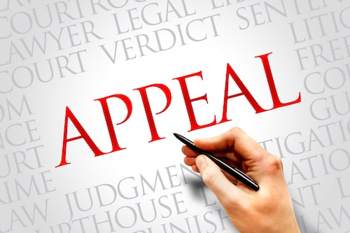 Criminal Appeal – Appealing a Criminal Case