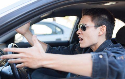 I got a speeding ticket … but I wasn't going that fast!
