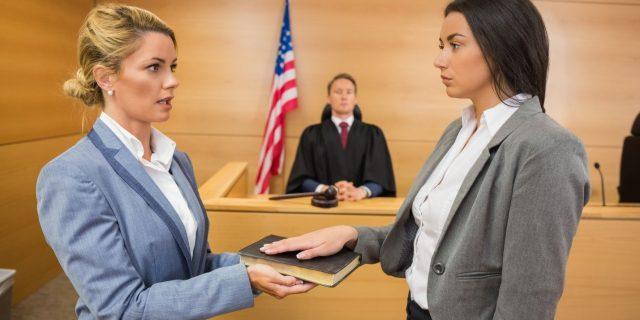 speeding ticket trial