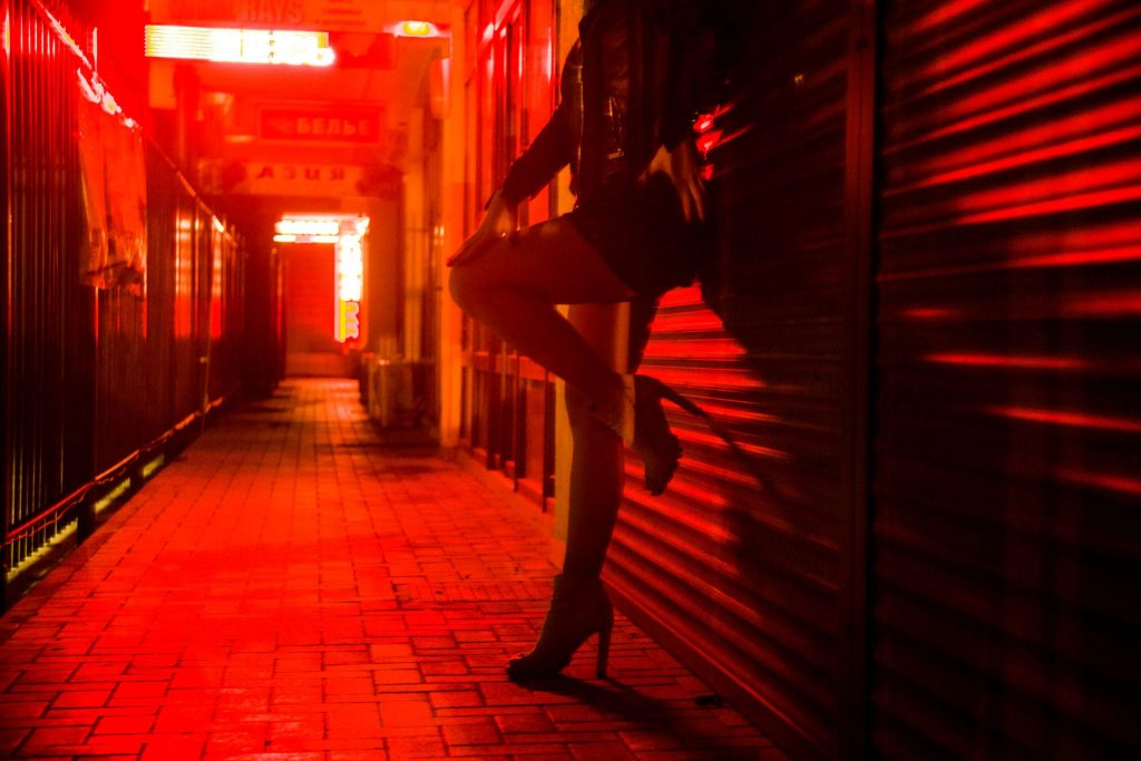 prostitution law