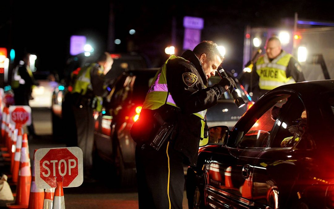 Checkpoints in North Carolina – DWI