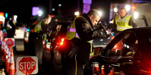 DWI checkpoints