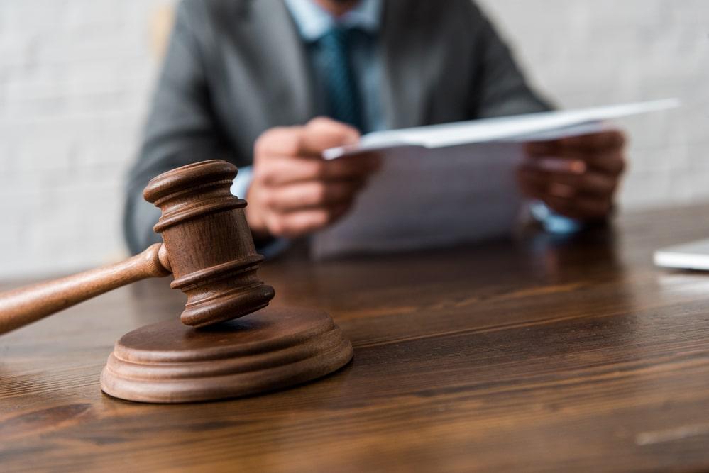 Sentencing Hearing in North Carolina