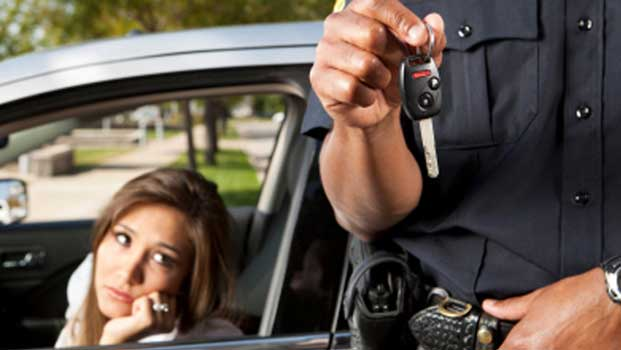 Civil Revocation of License for North Carolina DWI