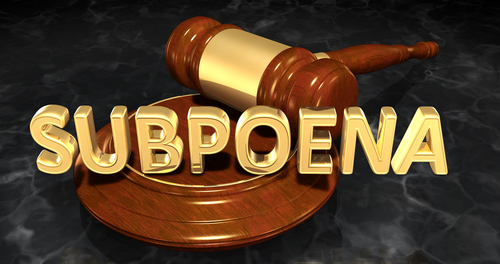 Defense Use of Subpoenas in Criminal Cases