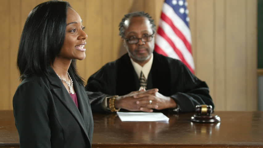 Court appearances for defendants and attorneys