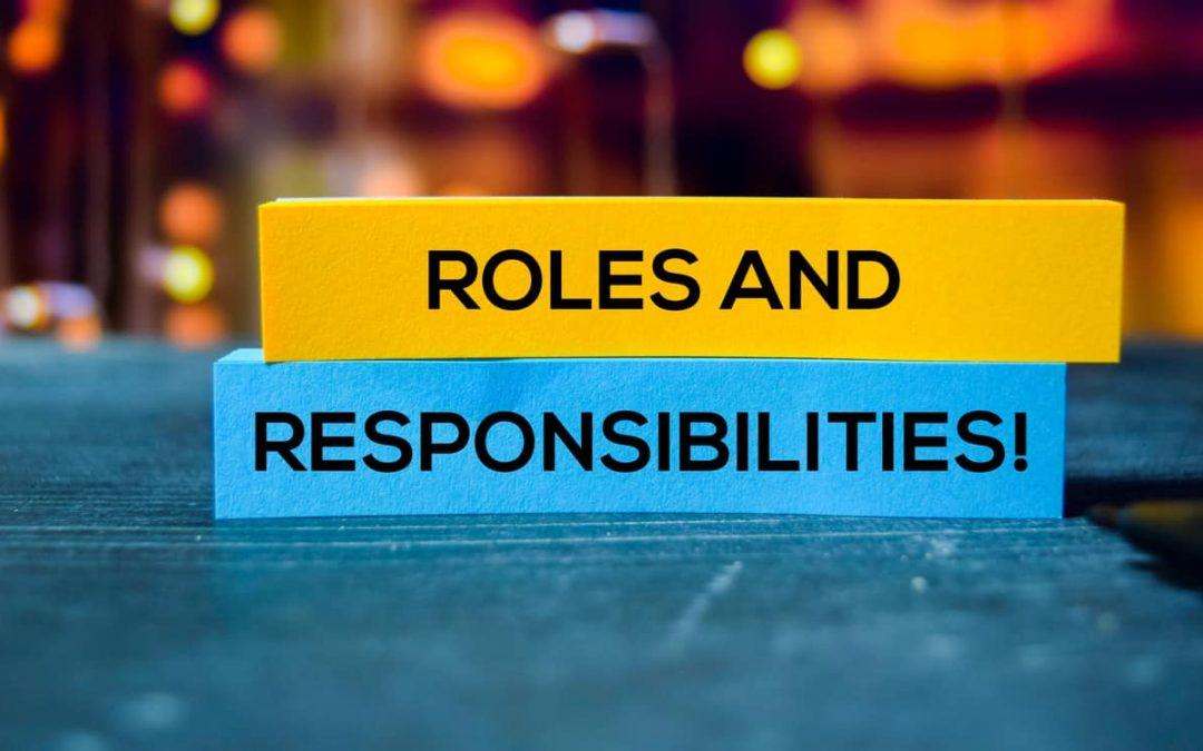 Client Responsibilities – This is your Case
