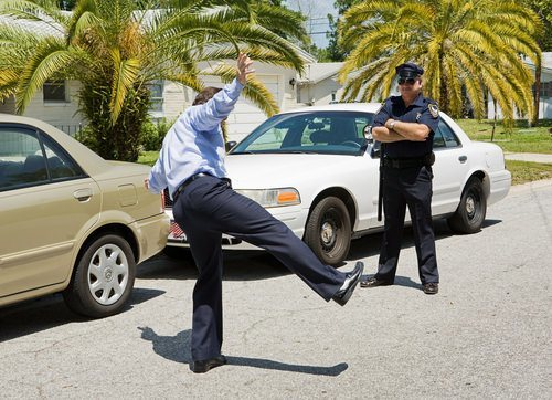 You do not have to take field sobriety tests