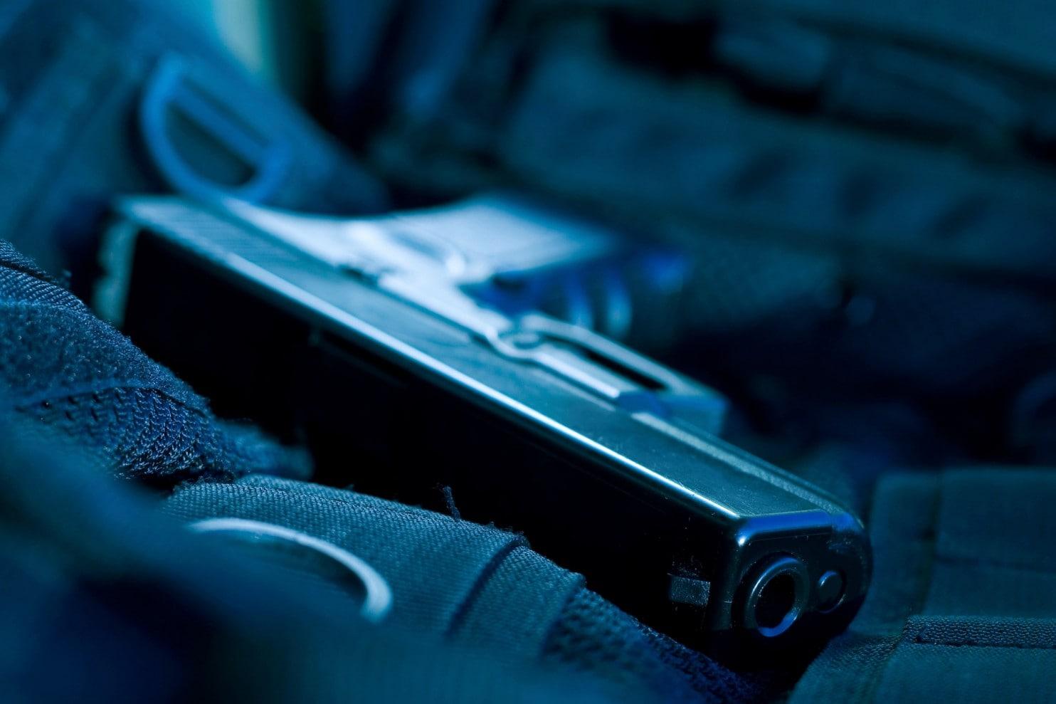 possession of a stolen firearm