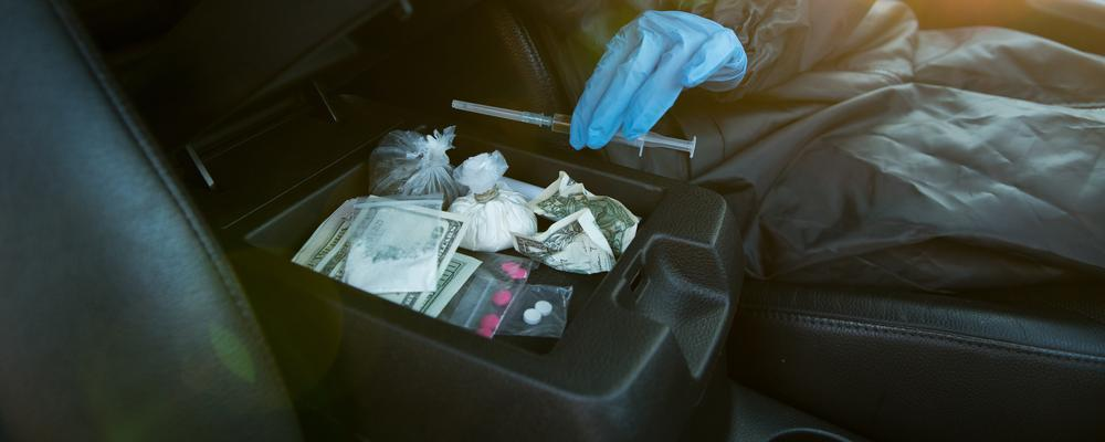 Charged with Drug Trafficking