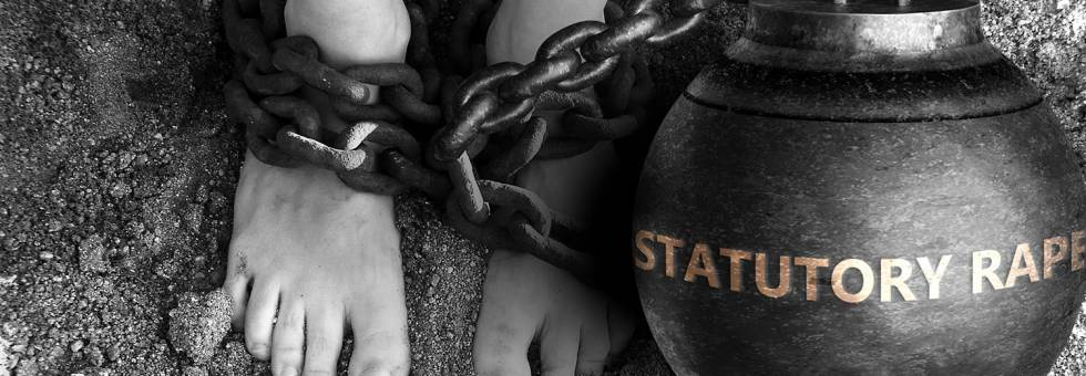 Charged with Statutory rape
