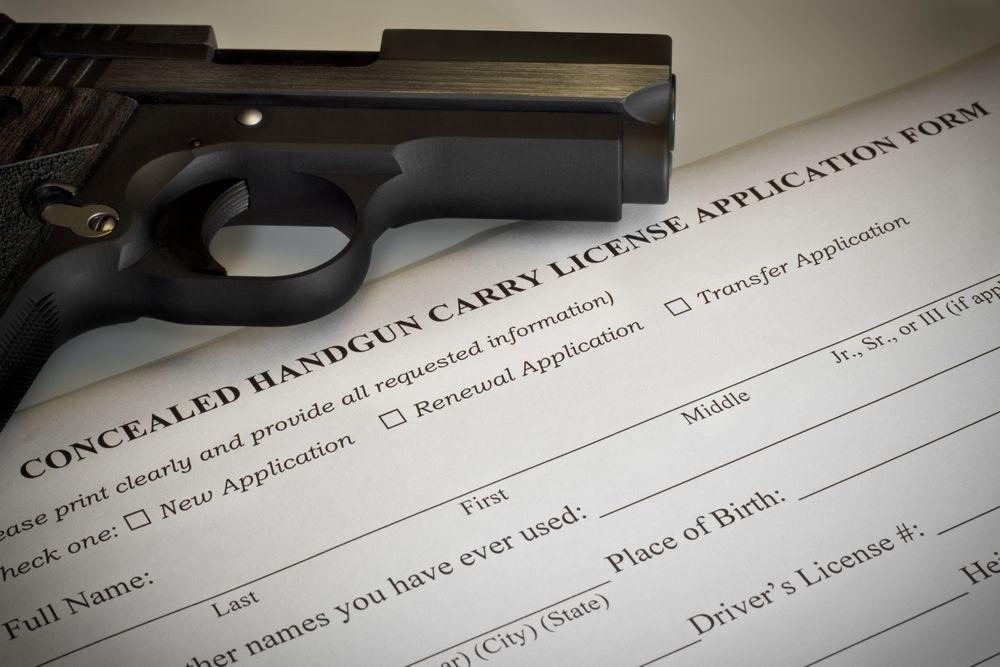 possession of firearm by a felon